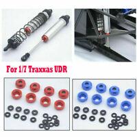 For 1/7 Traxxas UDR Shock Absorbers Damper Cover Oil Leakage Prevention Al-Alloy
