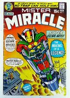 DC MISTER MIRACLE (1971) #1 Key 1st App Jack KIRBY GD/VG (3.0) Ships FREE!