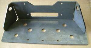 WARN 8274 winch tray, gigglepin4x4, gwynlewis4x4 Winch Mount Standard Drum