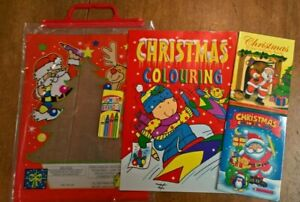 Christmas Activity fun carry pack