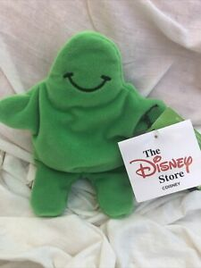 Flubber Soft Toy Beanbag Disney With Tags No Noise Gzz