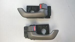 2006-2008 Kia Optima Drivers AND Passengers Front Inside Door Handles OEM SET