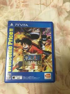Used One Piece Pirate Musou 3 Welcome Price!! from Japan