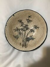 Antique/Vintage Chinese Painted Plate Signed by Artist 余��