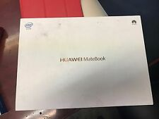 "OB Huawei Matebook 12"" Intel M5-6Y54 256GB SSD 2160x1440 FP Reader Gold Tablet"