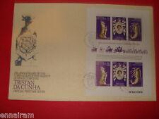 Queen Elizabeth II Silver Jubilee FDC 25 Coronation Tristan da Cunha 1978 #2
