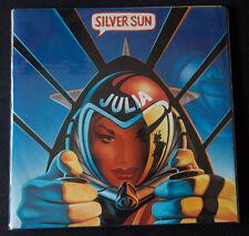 "SILVER SUN JULIA 7"" vinyl Brit Pop band UK Blur Oasis Verve"