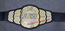 AEW World Heavyweight Wrestling Championship Belt Adult Size 2MM