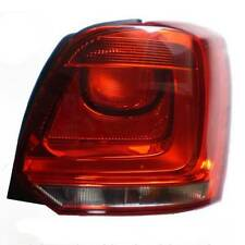 Volkswagen Polo Mk5 6R 2009-2015 Rear Light Tail Light Drivers Side O/S