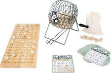 Bingo komplettes Gesellschaftsspiel mit Losmaschine und Zubehör