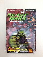 UNRELEASED TEST PACKAGING Transformers Beast Wars TARANTULAS Rock Blister w/pips