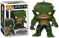 Abomination Marvel Avengers FUNKO POP VINYL NEW in Mint Box + Protector