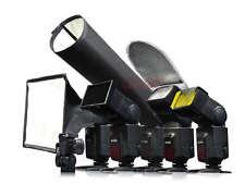 SA-K6 6in1 Flash Speedlite Accessories Kit f 430EX 580EX 270EX II SB700 900 600