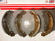 RENAULT CLIO MK2 1.2 1.4 1.6 1.9 PET/DIES 1998-05 NEW REAR BRAKE SHOES SHOE SET