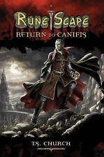 USED (GD) RuneScape: Return to Canifis by T. S. Church