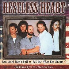FREE US SHIP. on ANY 2 CDs! NEW CD Restless Heart: All American Country