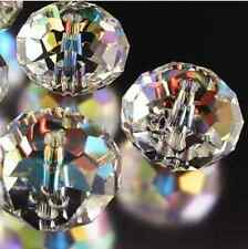 3x4mm 15000Pcs Multicolor Crystal Loose Beads AAA