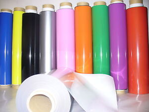 A4 size to 15m Rolls of Flexible Magnetic Sheeting Many Sizes Colours & Sheets