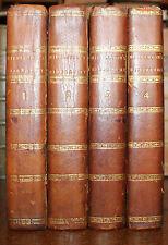 1779 Biographia Evangelica Lives & Deaths Protestants MIDDLETON 4 Vols Complete