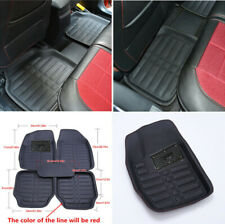 Waterproof Car Floor Mats FloorLiner Front&Rear Carpet Full Set Mat Universal