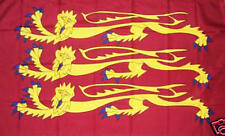 5Ft X 3Ft 5'X3' Flag Old England Historic Medievil English