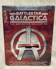 Battlestar Galactica: The Definitive Collection / Complete Series - Blu-ray