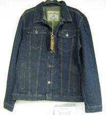 Camicie casual e maglie da uomo in denim con colletto