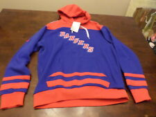 New York Rangers NEW mens medium hoodie sweatshirt NHL hockey