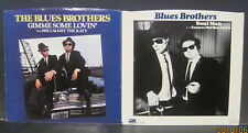 LOT of 2 Blues Brothers 45rpm Picture Sleeves (only) AYKROYD & BELUSHI