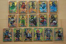 Lego ® Ninjago ™ Serie 3  Limitierte Karten LE 1 - LE 24 aussuchen / choose !