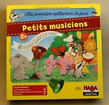 Jeu HABA - Petits Musiciens - à partir de 2 ans - parfait état