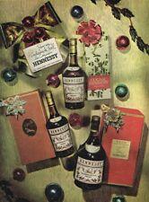 F- Publicité Advertising 1963 Alcool Cognac Hennessy