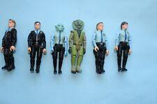 SPACE PRECINCT - Vintage Action Figure Toys Vivid Imagination 1994