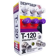 Demedash T-120 Videotape Echo Deluxe