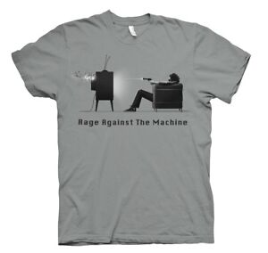 Rage Against The Machine T Shirt Won't Do Official Grey Mens Rock Metal Merch