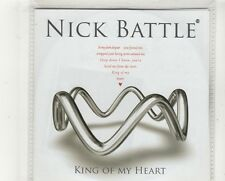 (GV289) Nick Battle, King Of My Heart - 2009 CD