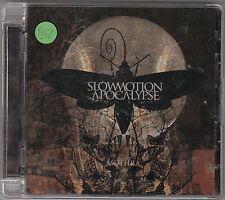 SLOWMOTION APOCALYPSE - mothra CD