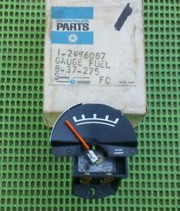 NOS Mopar 1965 1966 Dodge Polara Monaco Instrument Panel FUEL GAUGE
