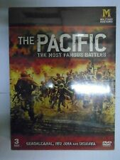 The Pacific: The Most Famous Battles (DVD) NEW & SEALED, A8
