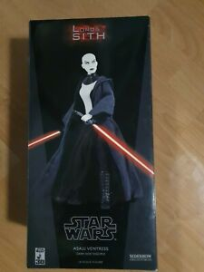 Sideshow Collectibles Star Wars Asajj Ventress 1/6 Figure