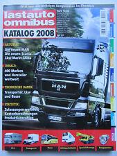 Lastauto Omnibus Katalog Nr 37 von 2008,