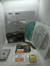 Nikon coolpix S1100pj digitalkamera digital camera new without box