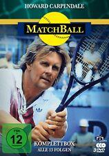 Matchball - Komplettbox - Howard Carpendale - Alle 13 Folgen / Gesamtedition DVD
