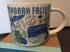 STARBUCKS NIAGARA FALLS BEEN THERE SERIES 14 oz MUG - NIB / NWT