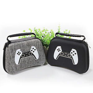 WATERPROOF EVA HARD SHELL CARRYING CASE FOR PS5 CONTROLLER STORAGE BAG ALL