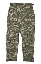 US Army Issue Men Size M (Measure 32x33)Digital Camouflage Cargo Pants Tactical