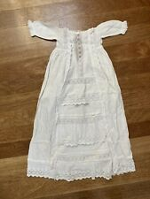 Gorgeous Vintage Lace Christening Dress