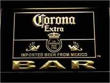New Corona Extra awesome hanging LED Neon Light Signs Bar Man Cave 7 colors