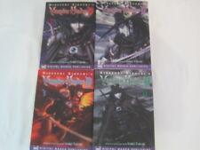 Vampire HunterD 1-4 Manga Book Comic (OABL22-985)