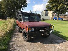 Classic Range Rover 2 door off roader